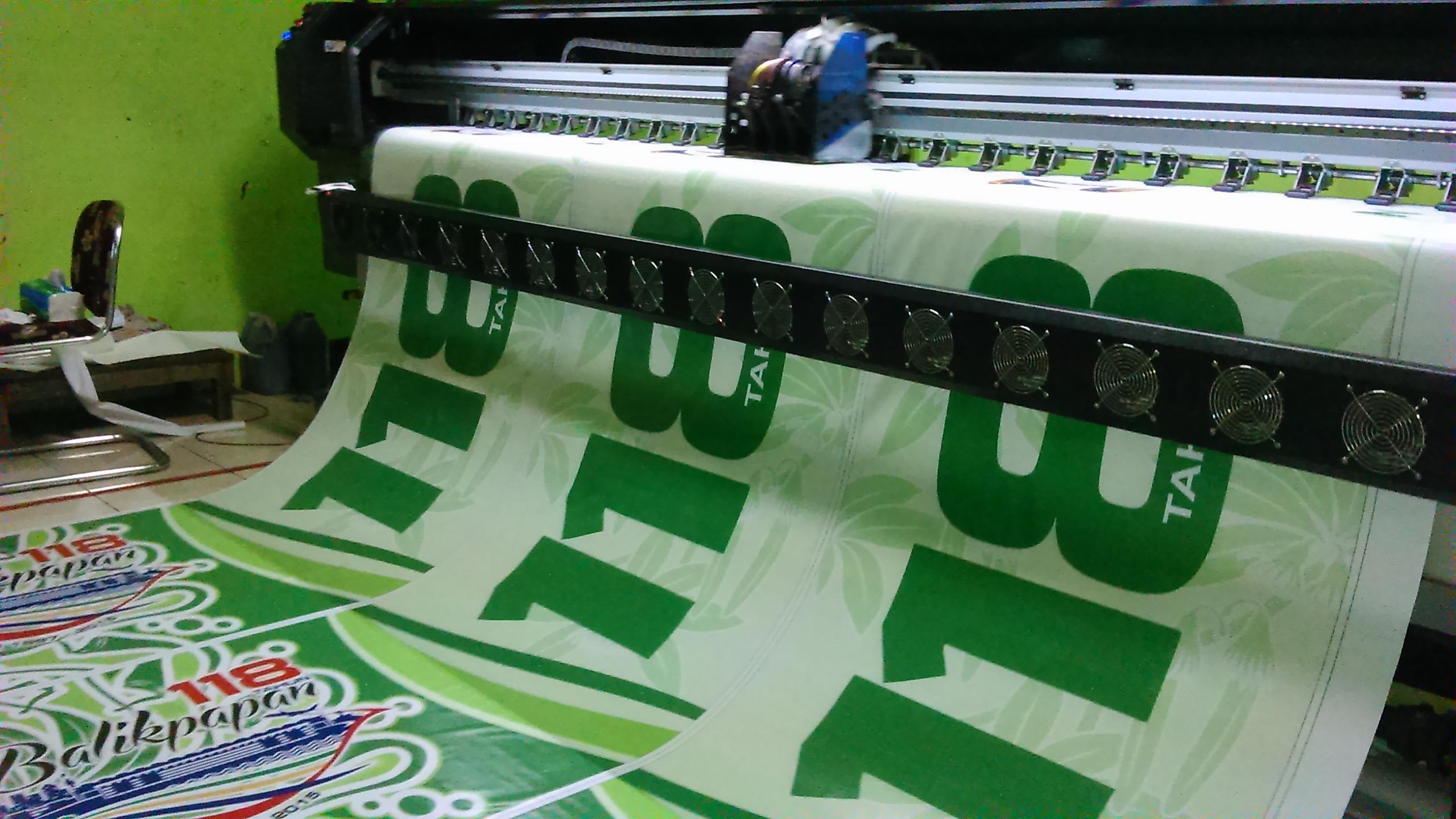 Spanduk, Banner, Baliho, Backdrop